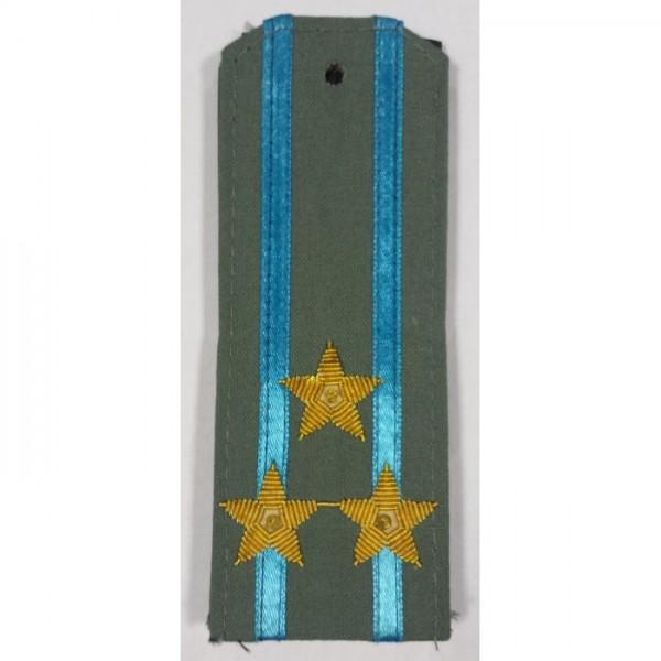 Погоны ВВС вышитыми золотом звездами на сорочечную рубашку полковник