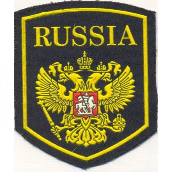 Шеврон Russia простой