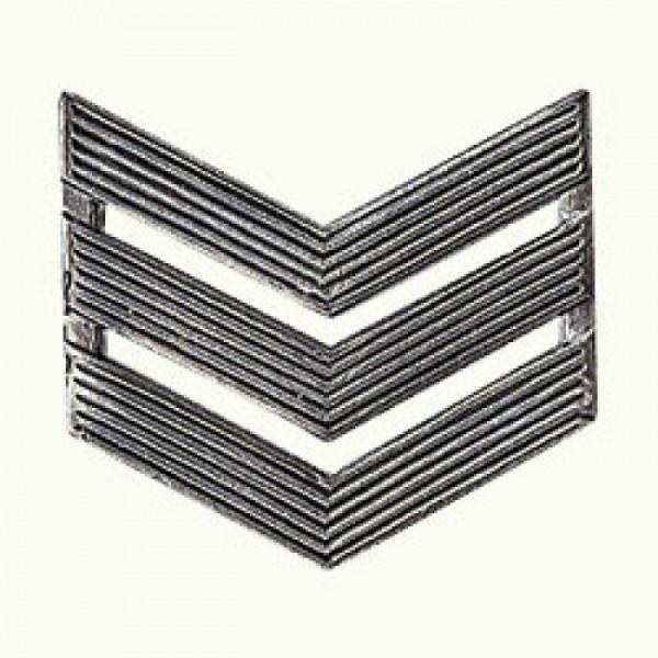 Знак различия сержант металл защита